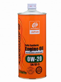 Масло AUTOBACS ENGINE OIL FS 0w20